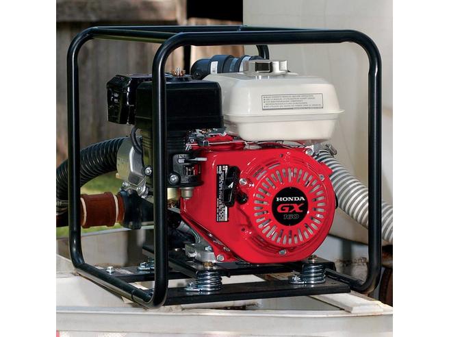 Honda WMP 20 X (WMP20X1E1T) Мотопомпа бензиновая для химических жидкостей Honda Бензиновые Мотопомпы