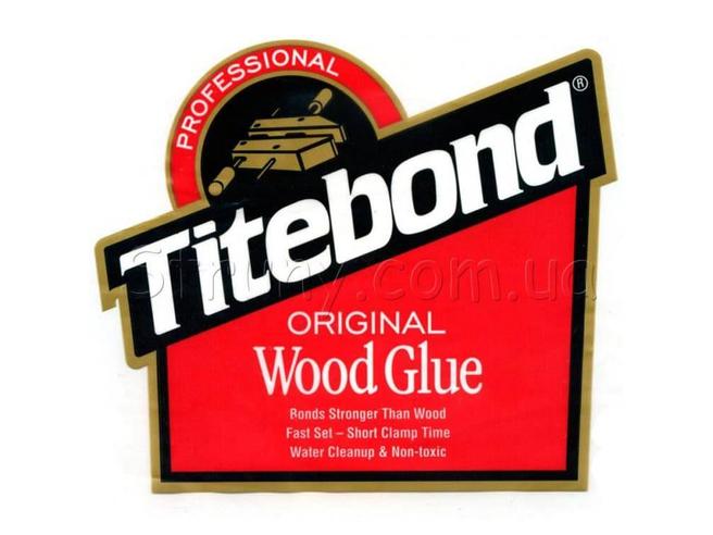 Titebond Original Wood Glue Клей Titebond Клей для дерева Столярные станки
